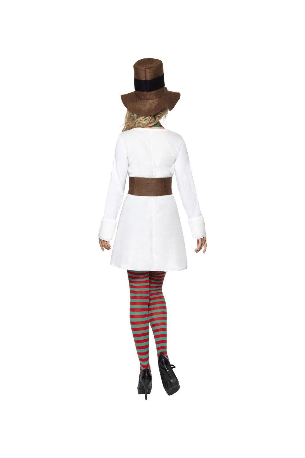 Kostým - Sněhulačka