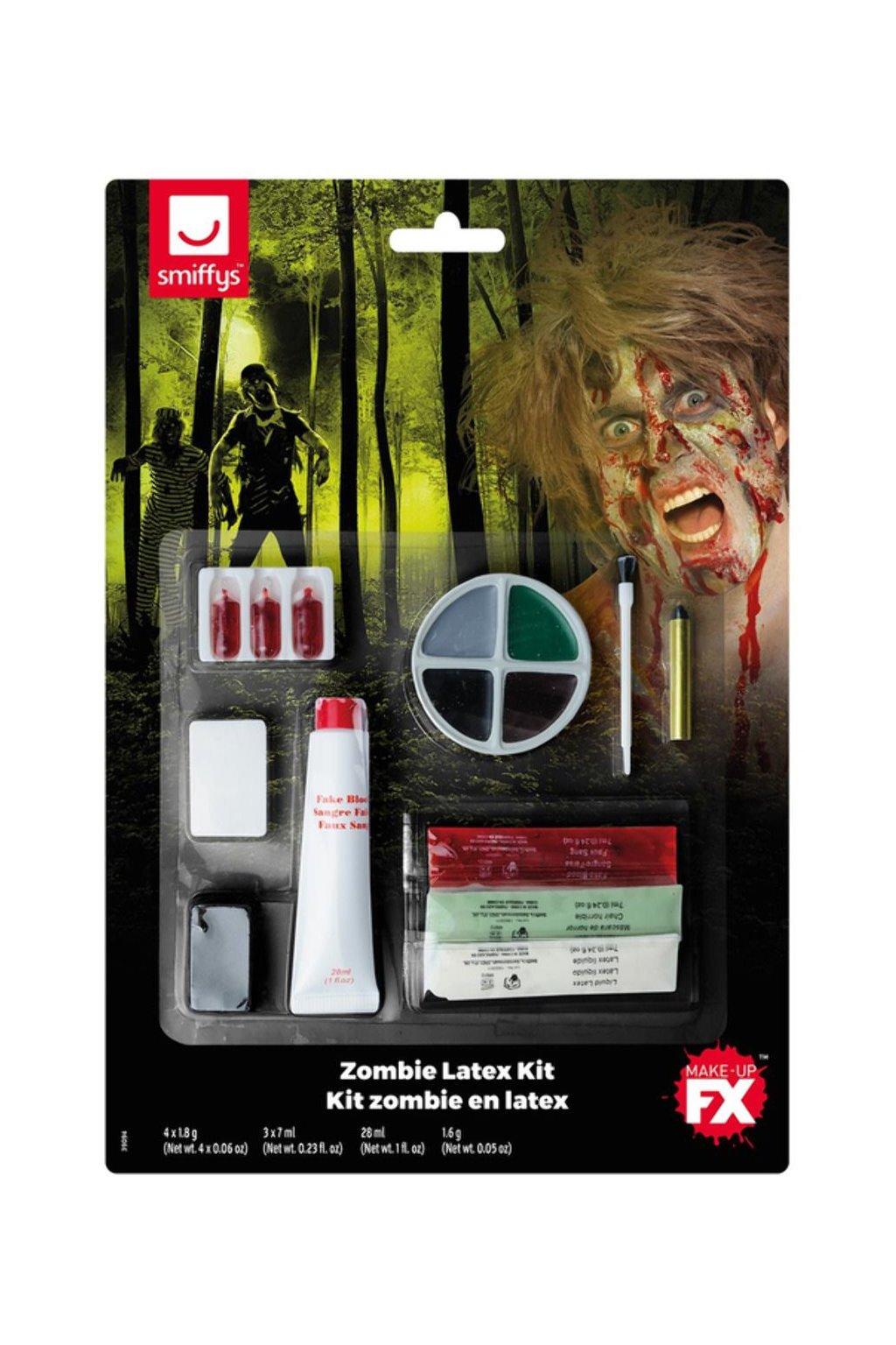 Zombie Make-up sada