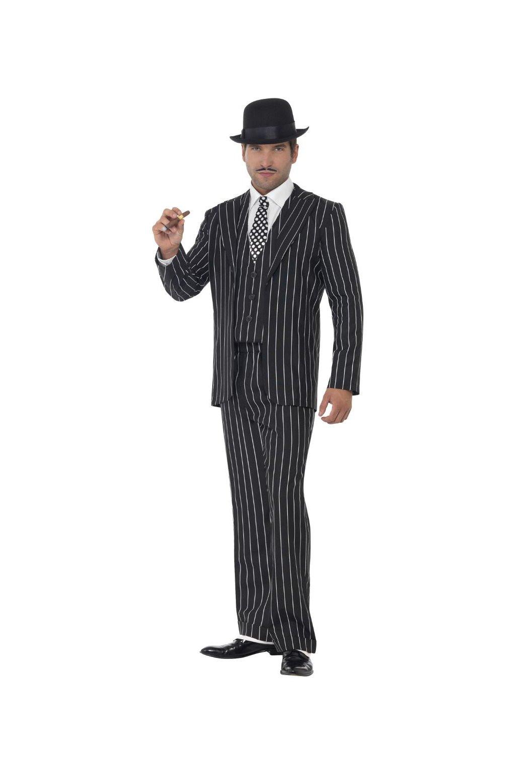 Mafiánský boss kostým