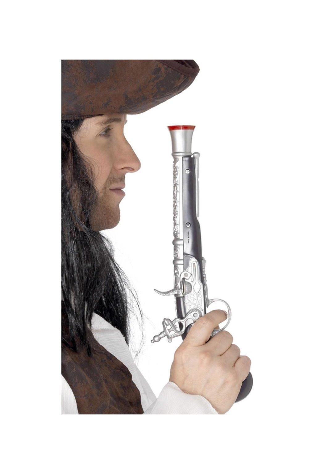 Pirátská pistole