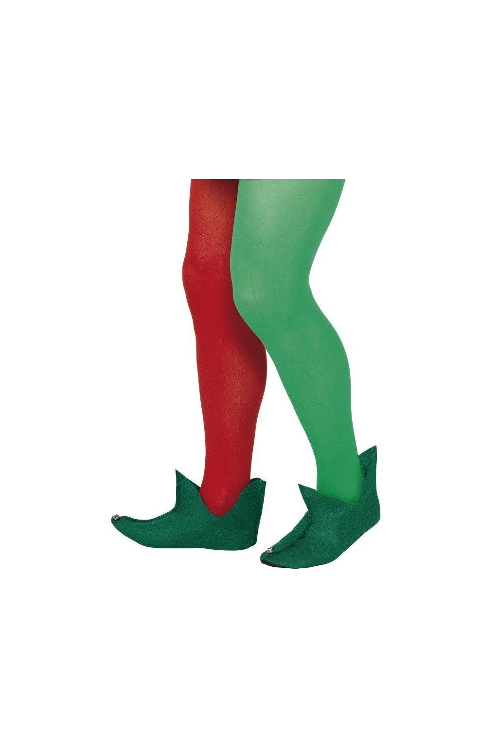 Boty Elf s rolničkami