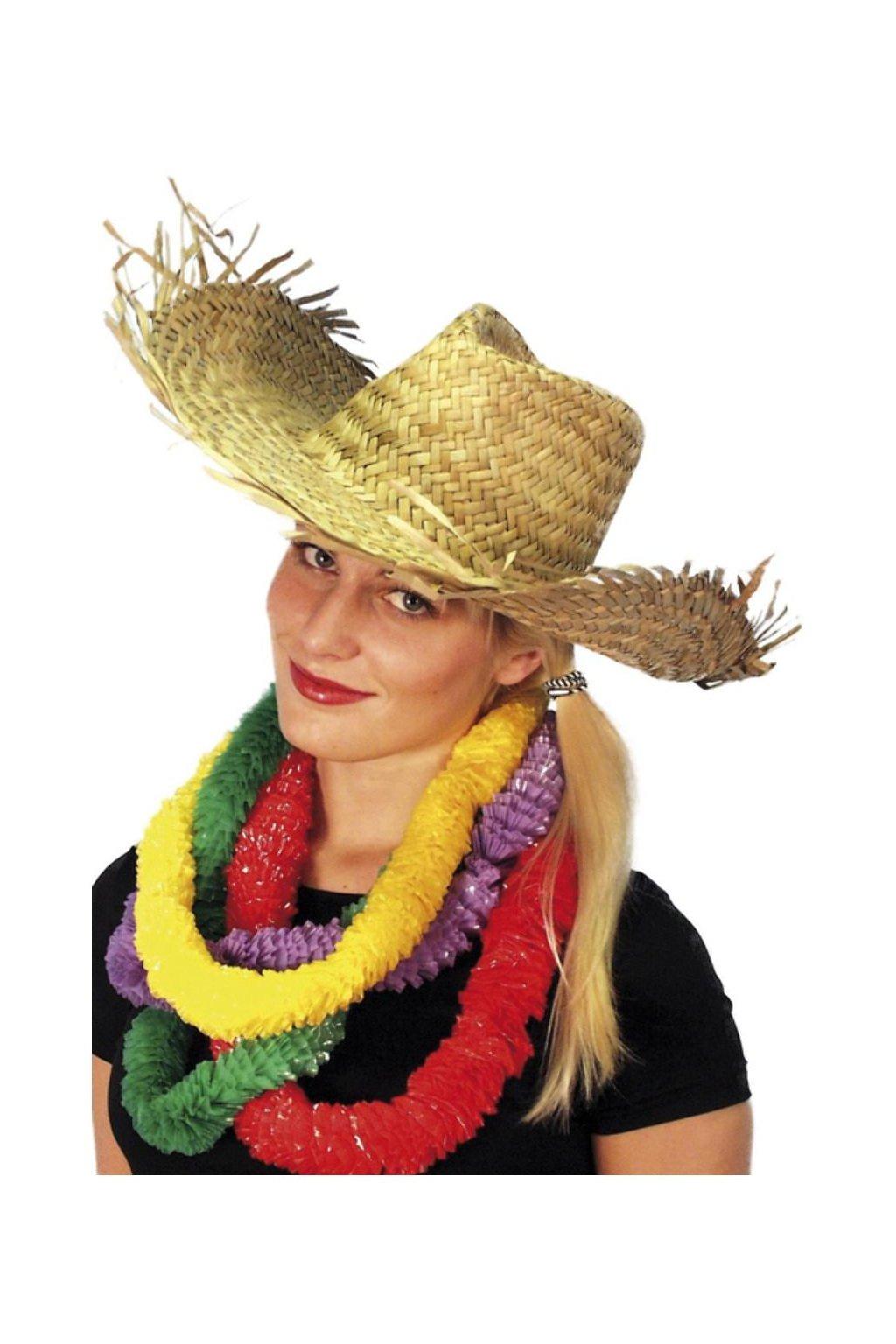 Havajský plážový slamák