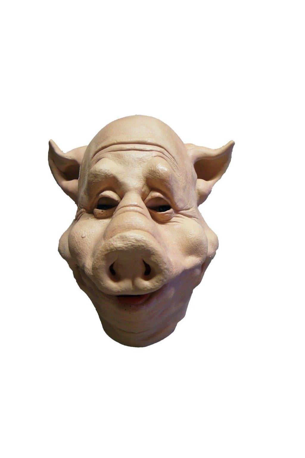 Maska prasete - latexová