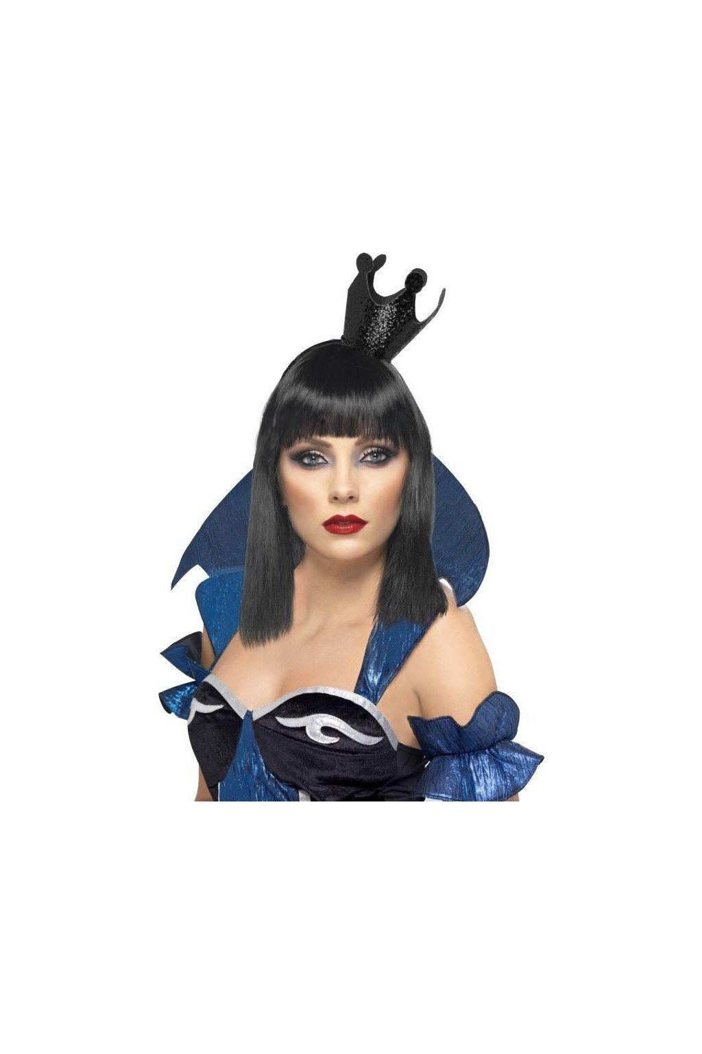 Černá korunka zlé královny