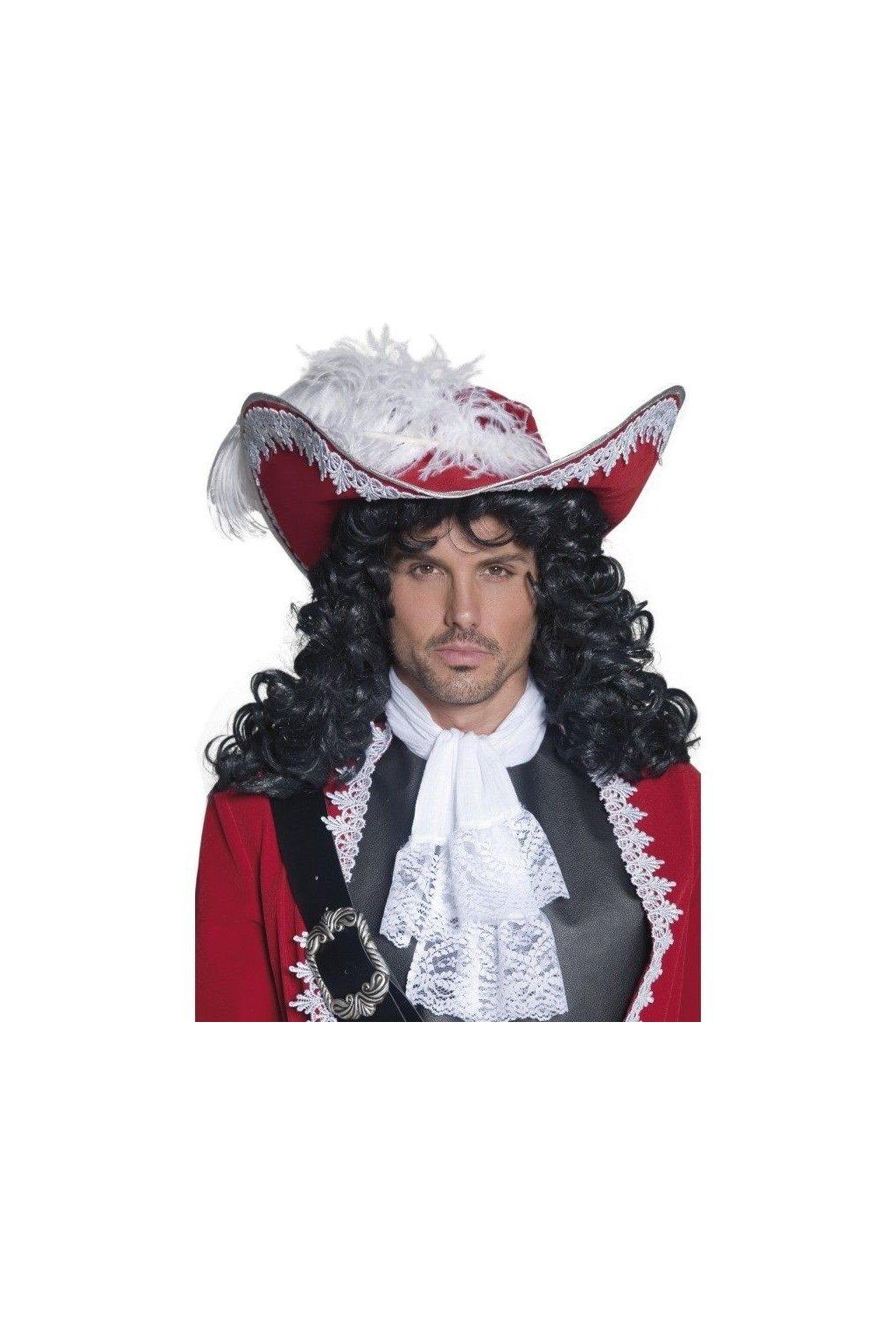 Klobouk Pirátský kapitán