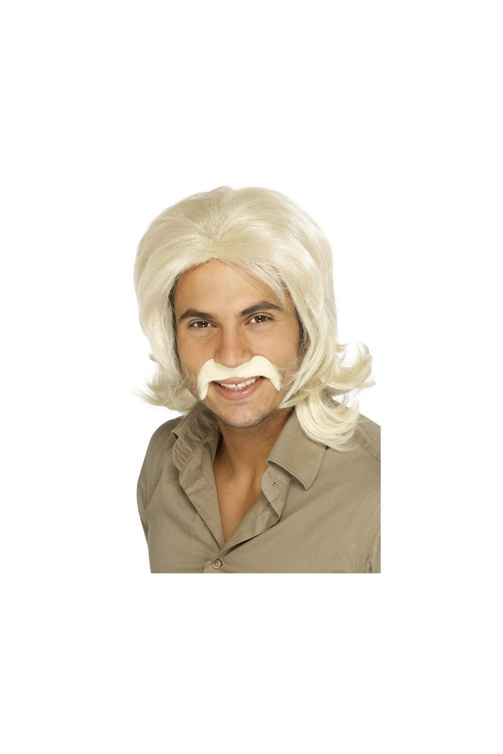 Paruka 70s Guy blond
