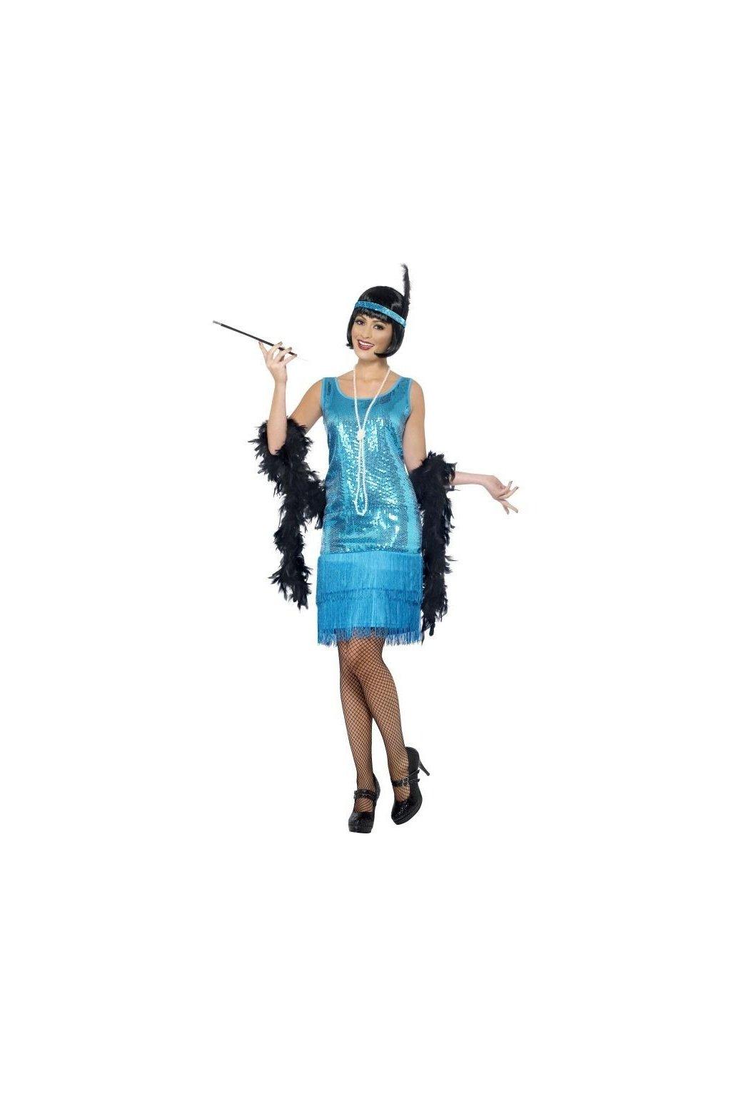 Kostým Flirty Flapper