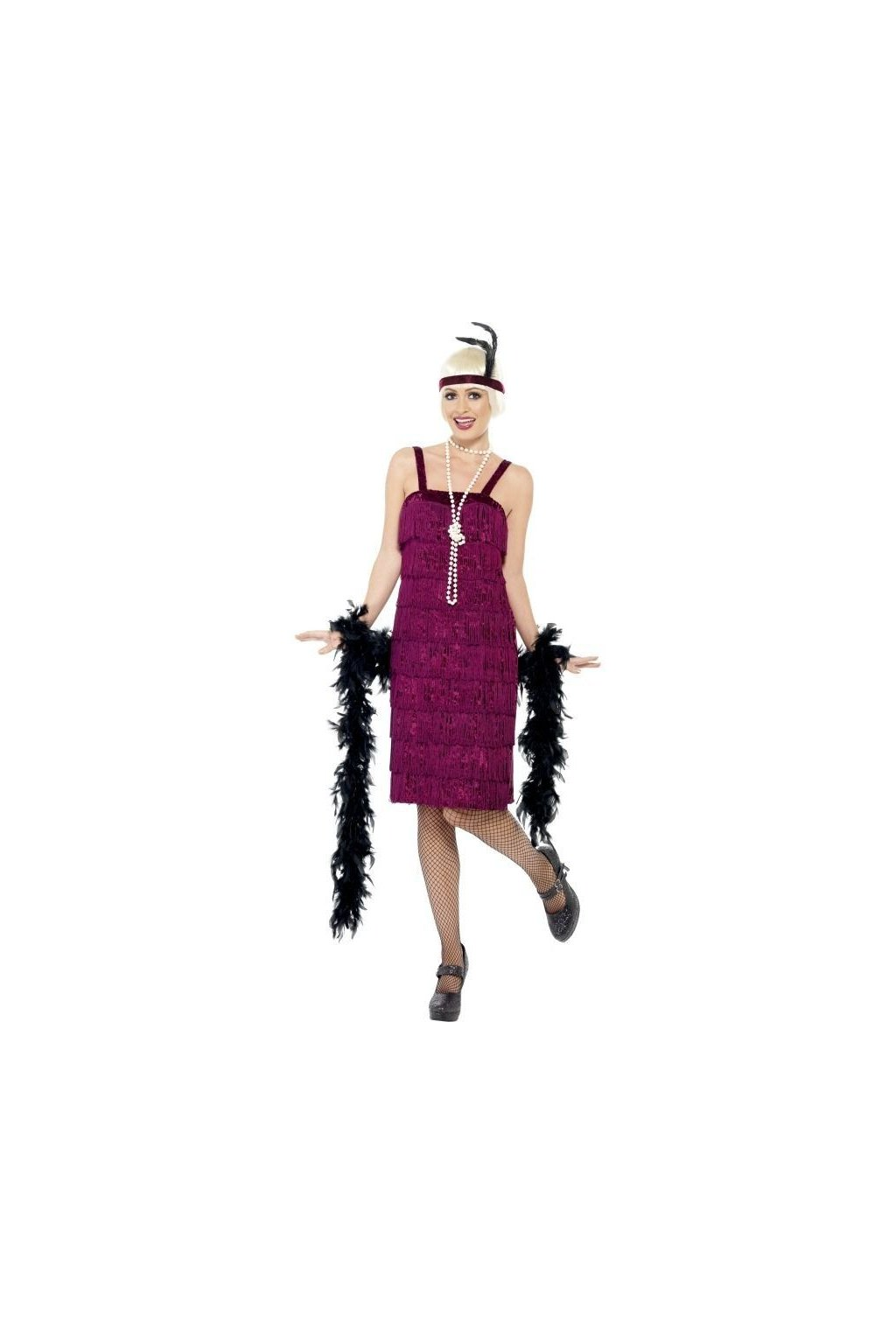 Kostým Jazz Flapper