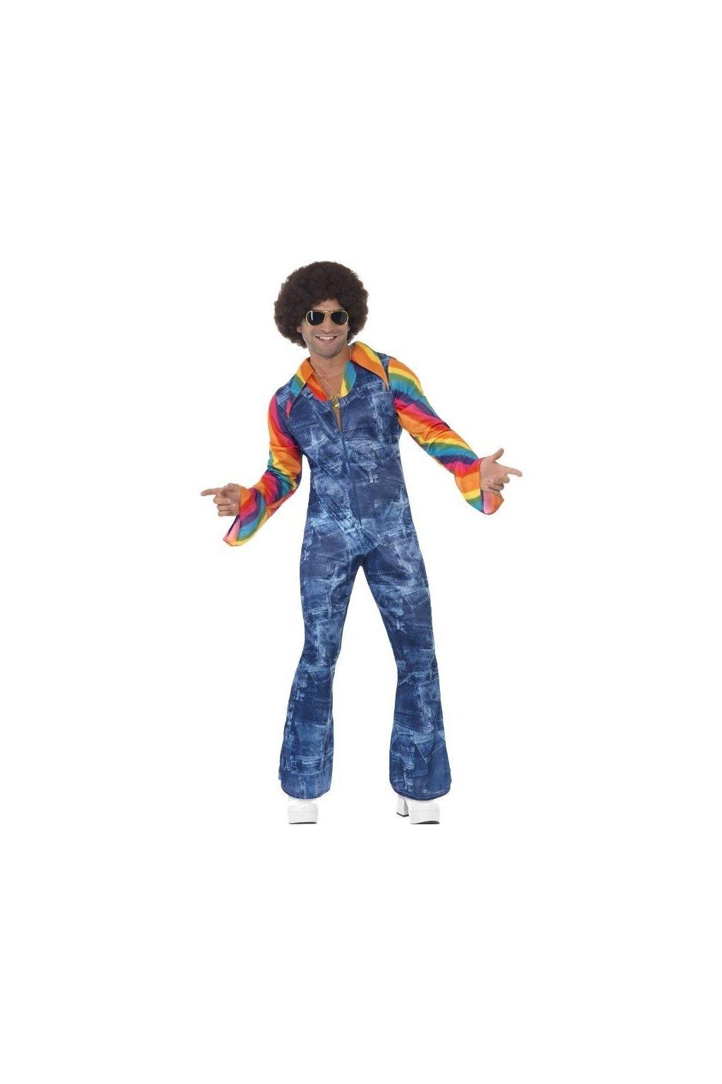 Groovy Dancer - pánská kostým 70. léta