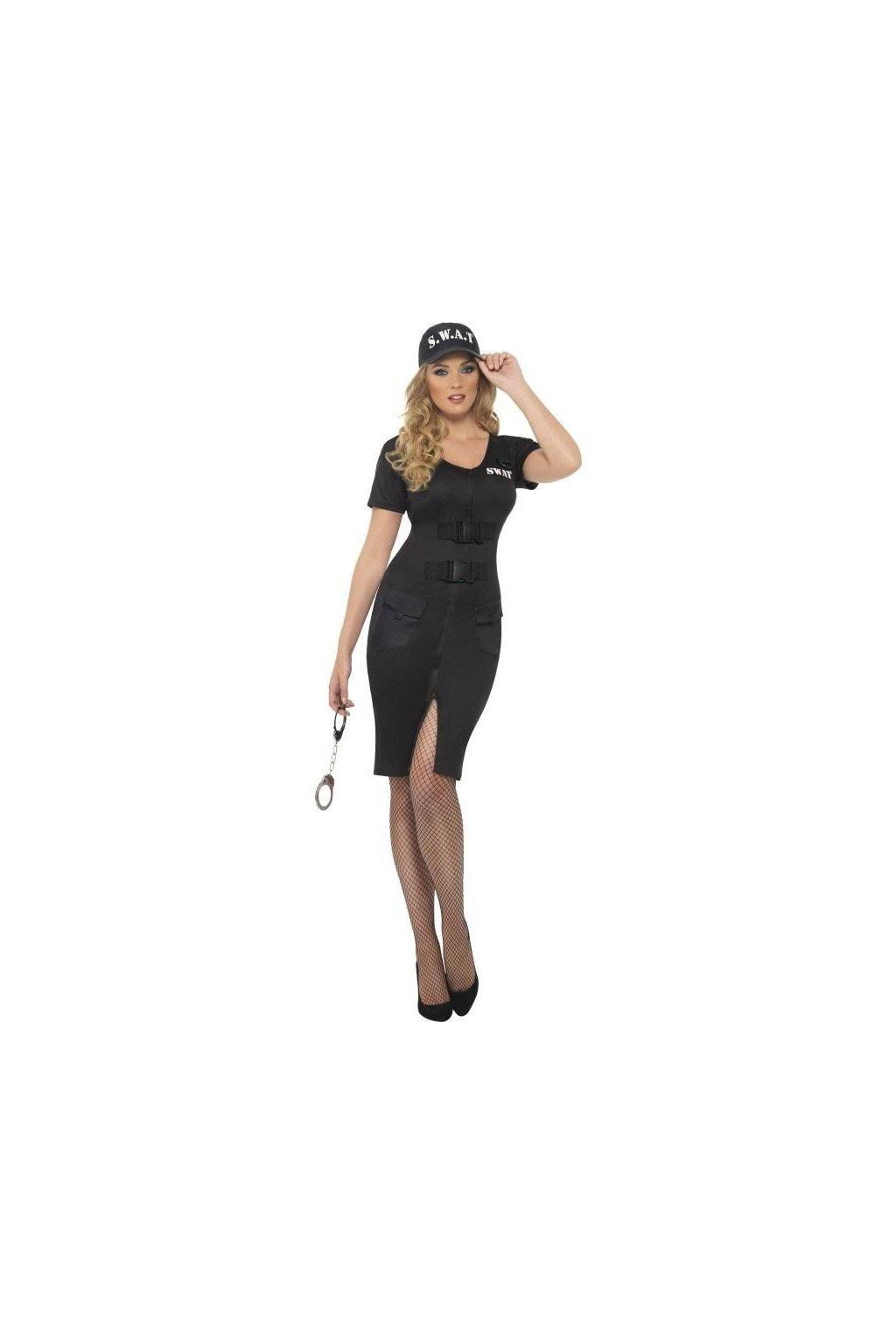 Kostým S.W.A.T policistka