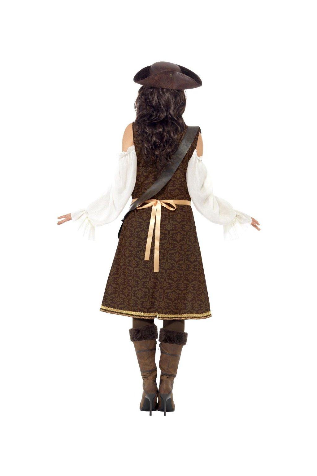 Kostým mořská pirátka