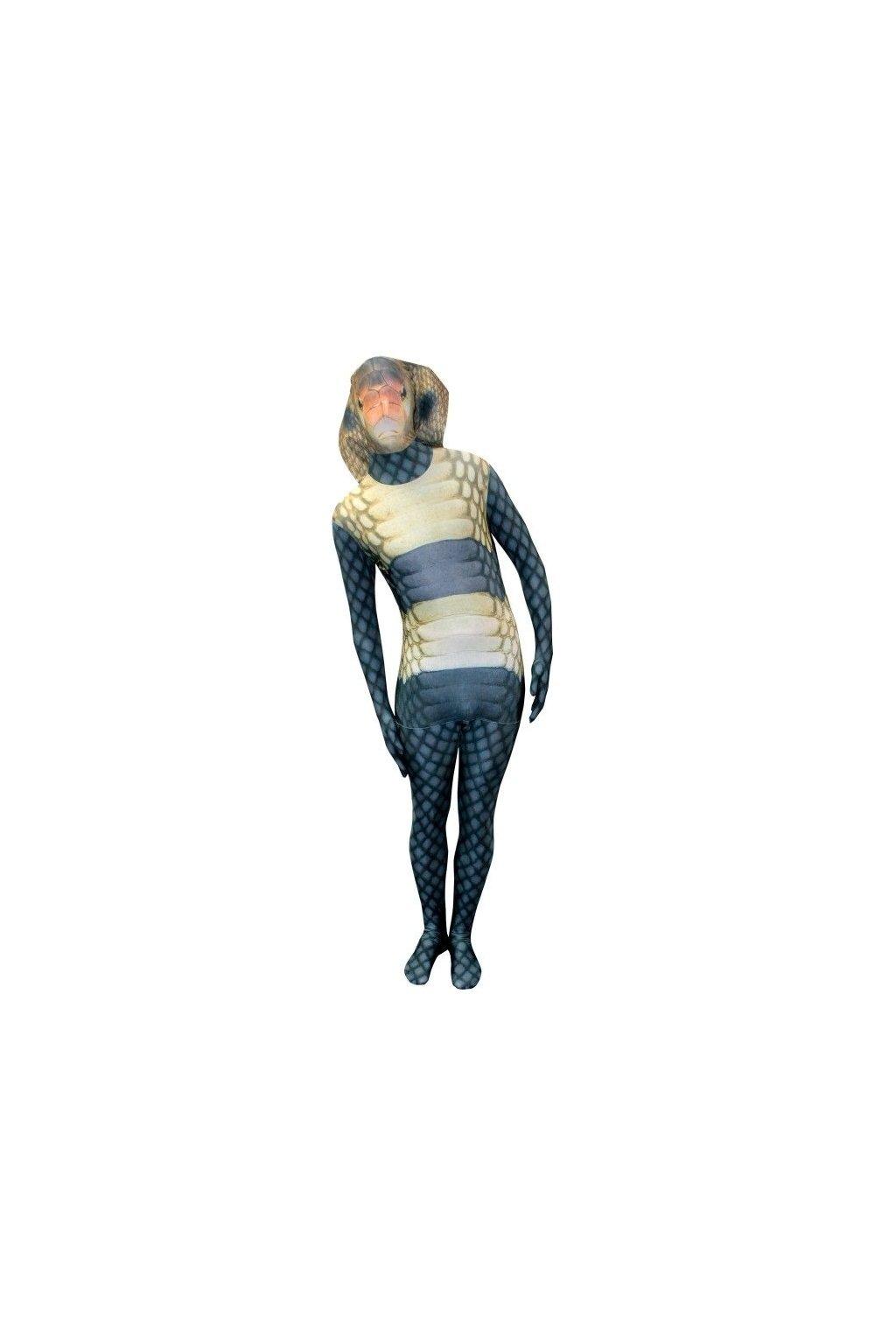 Kostým kobra - morphsuit