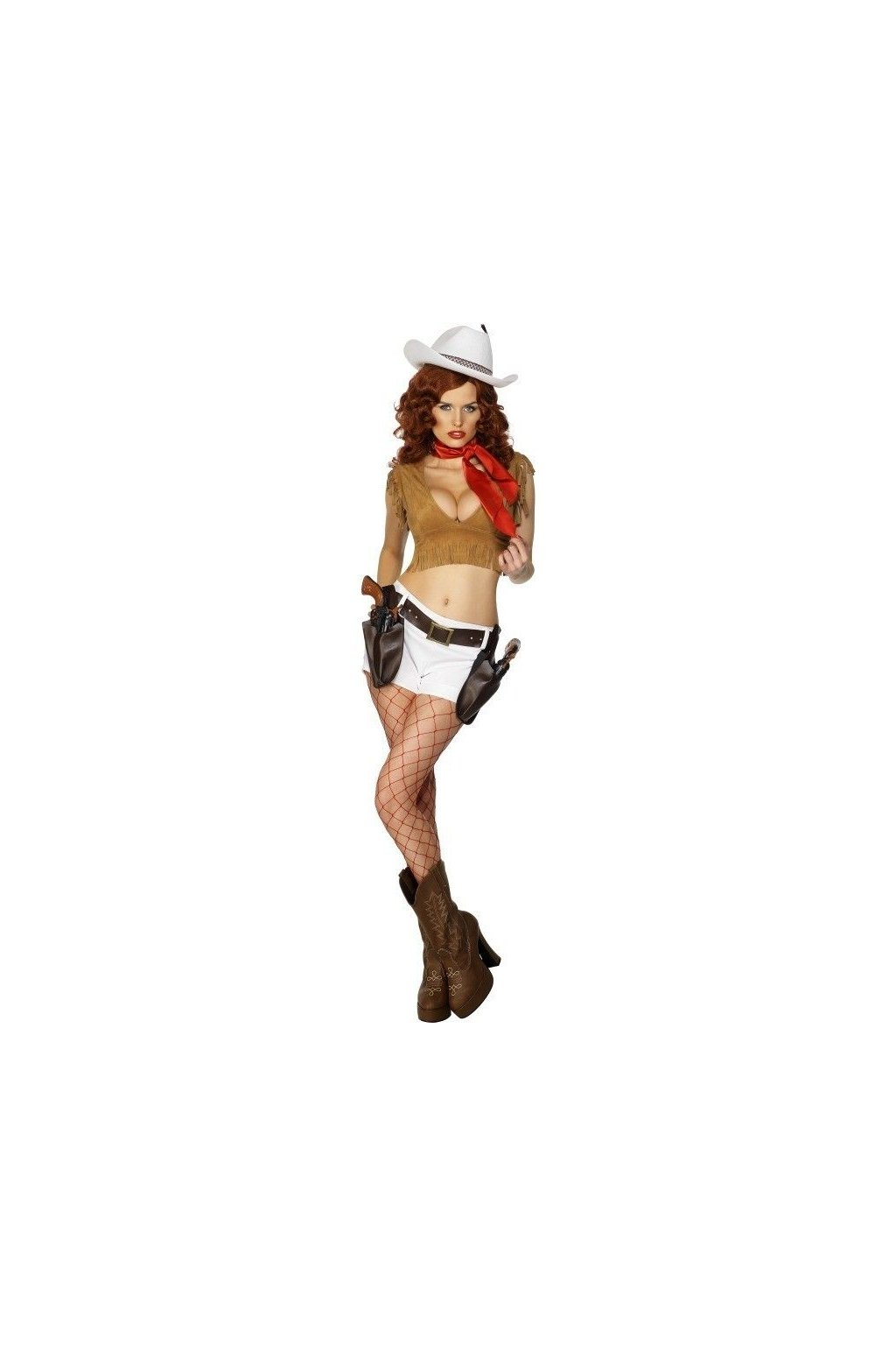 Kostým - Sexy kovbojka