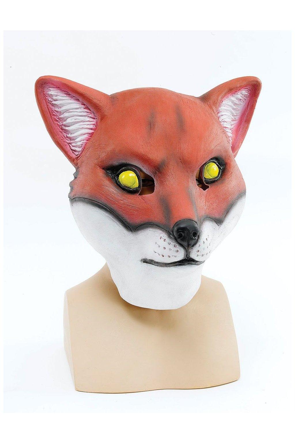 Maska lišky
