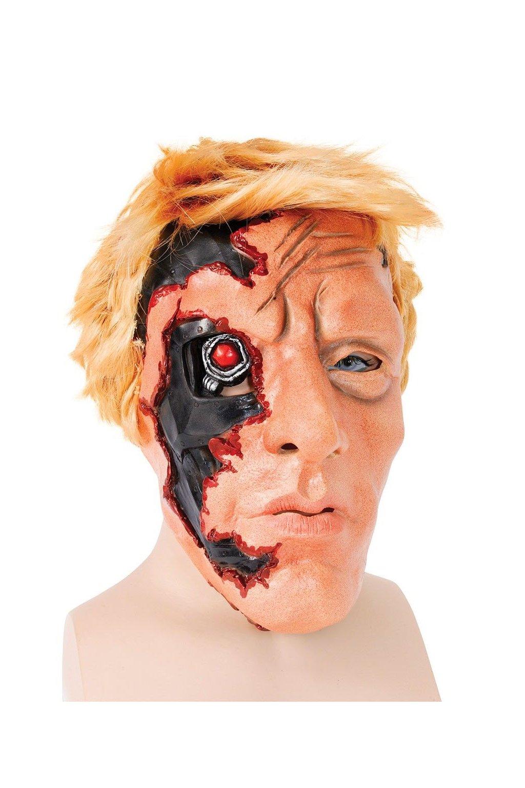 Maska Terminátora - Arnold