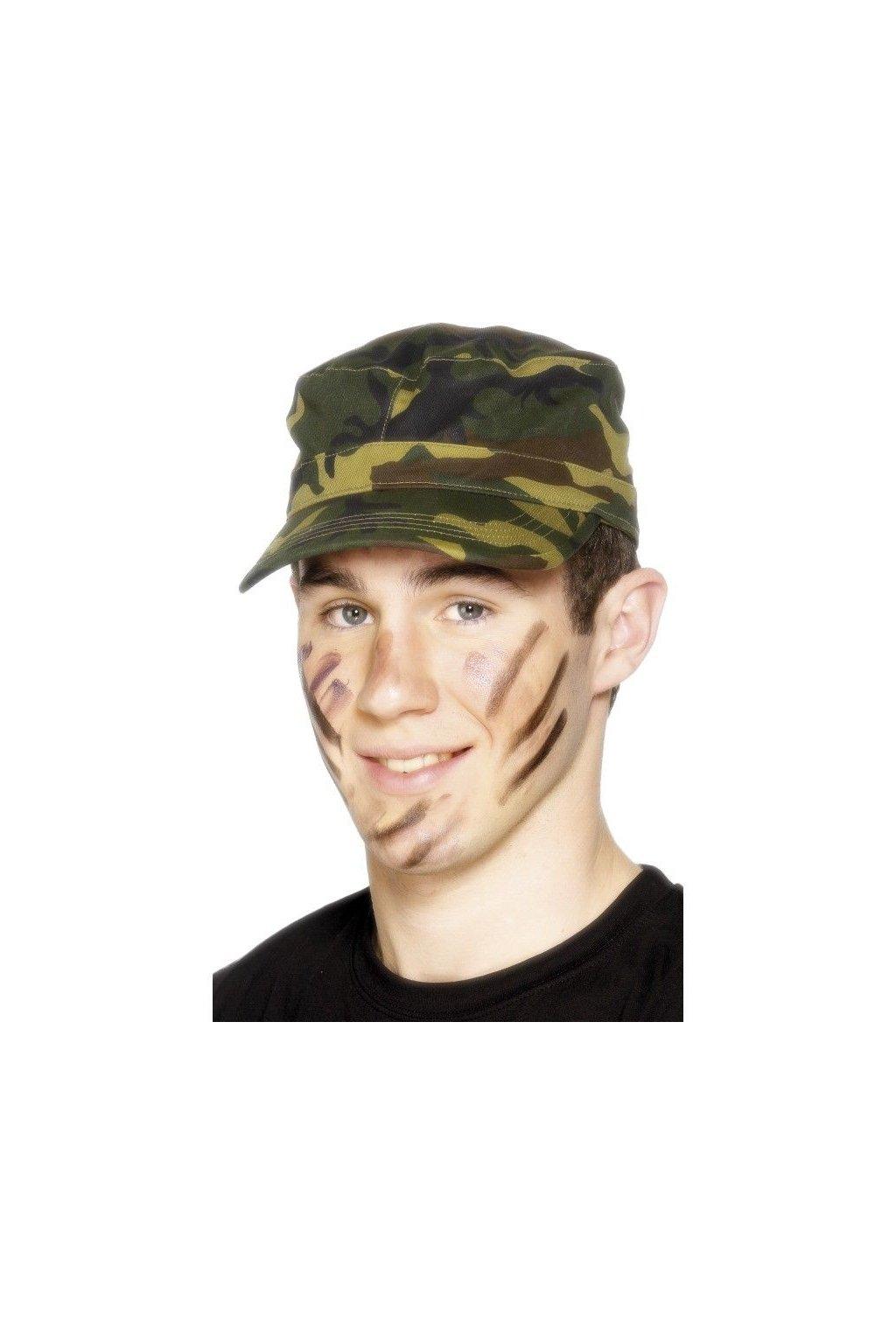Vojenská čepice