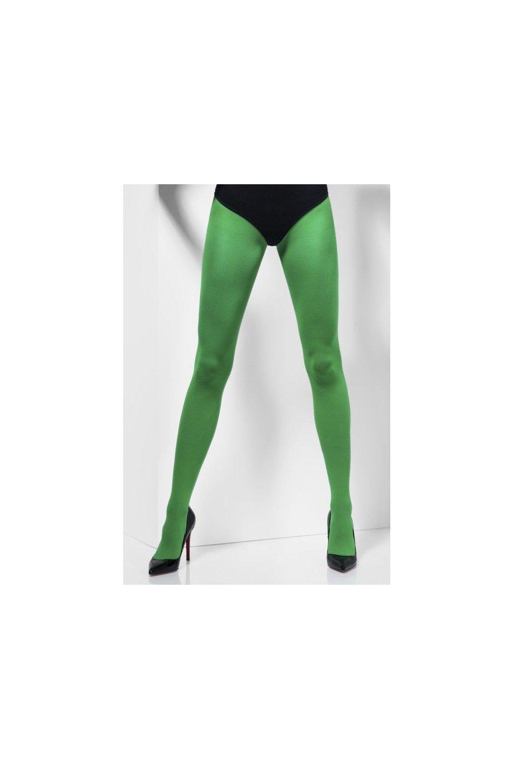 Zelené punčocháče