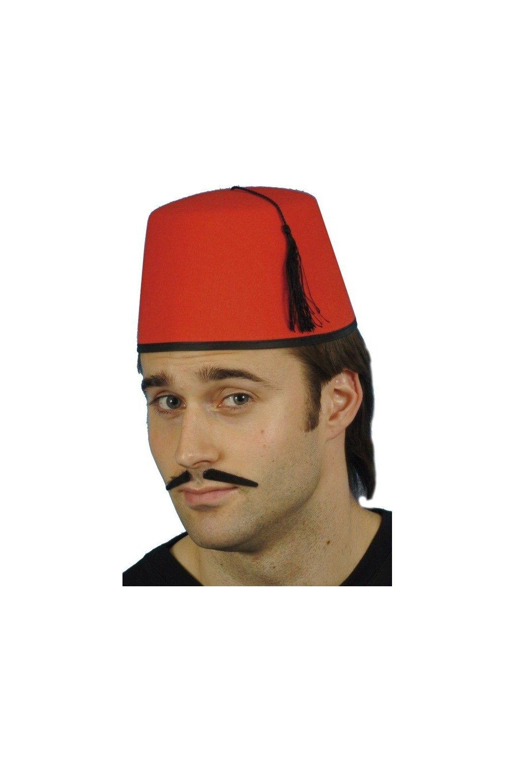 Turecký klobouk