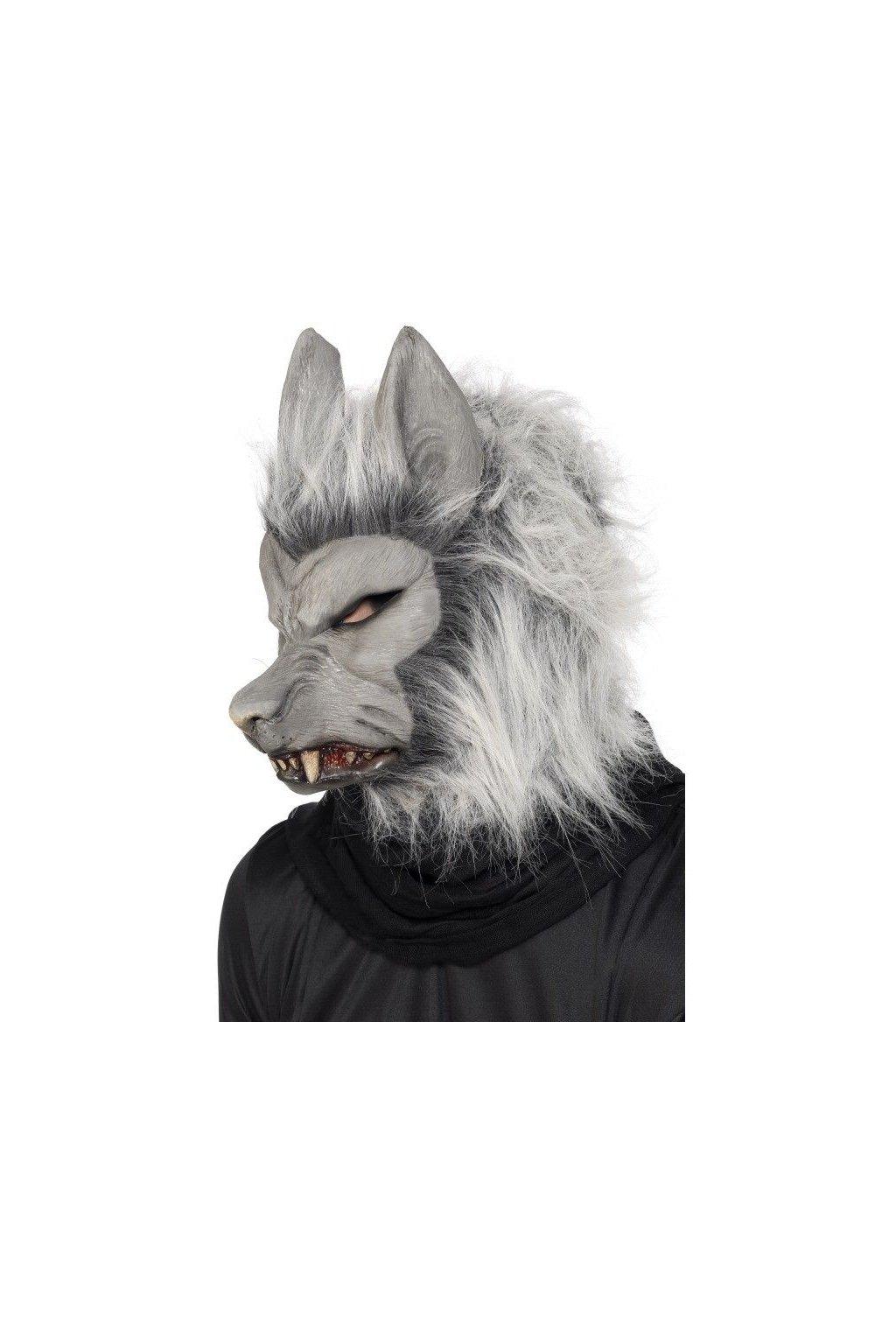 Maska vlka vlkodlaka