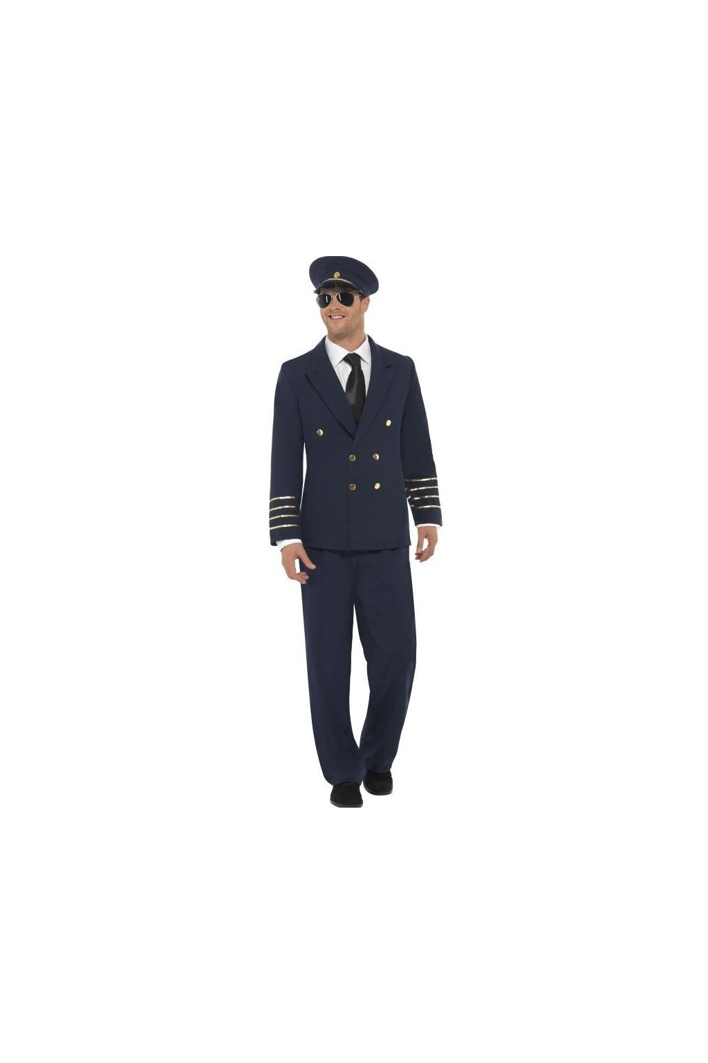 Pilot - pánský kostým