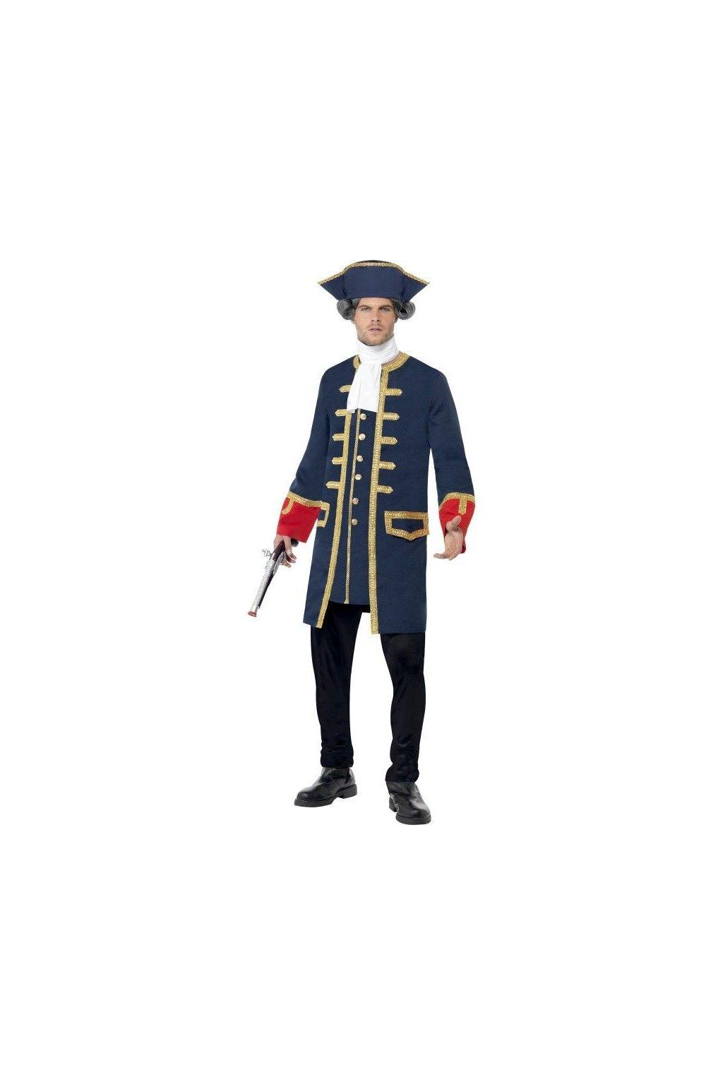 Kostým piráta mořeplavce