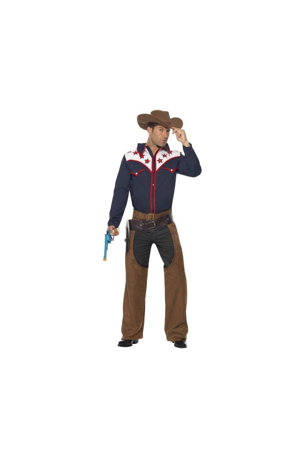 Kostým Rodeo kovboj