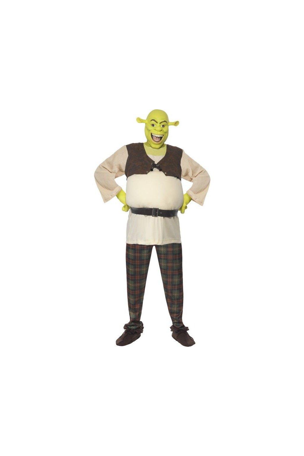 Kostým Shreka