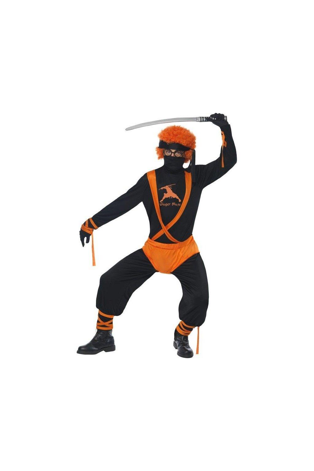 Kostým Ginger Ninja