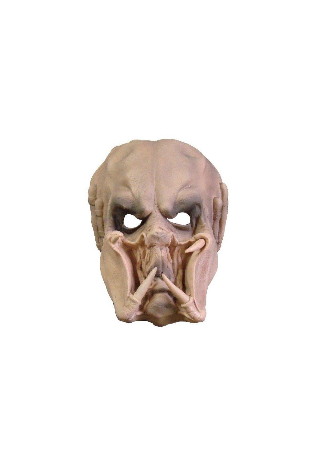 Predátor - latexová maska
