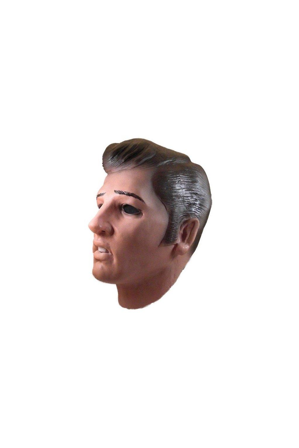 Elvis presley - latexová maska