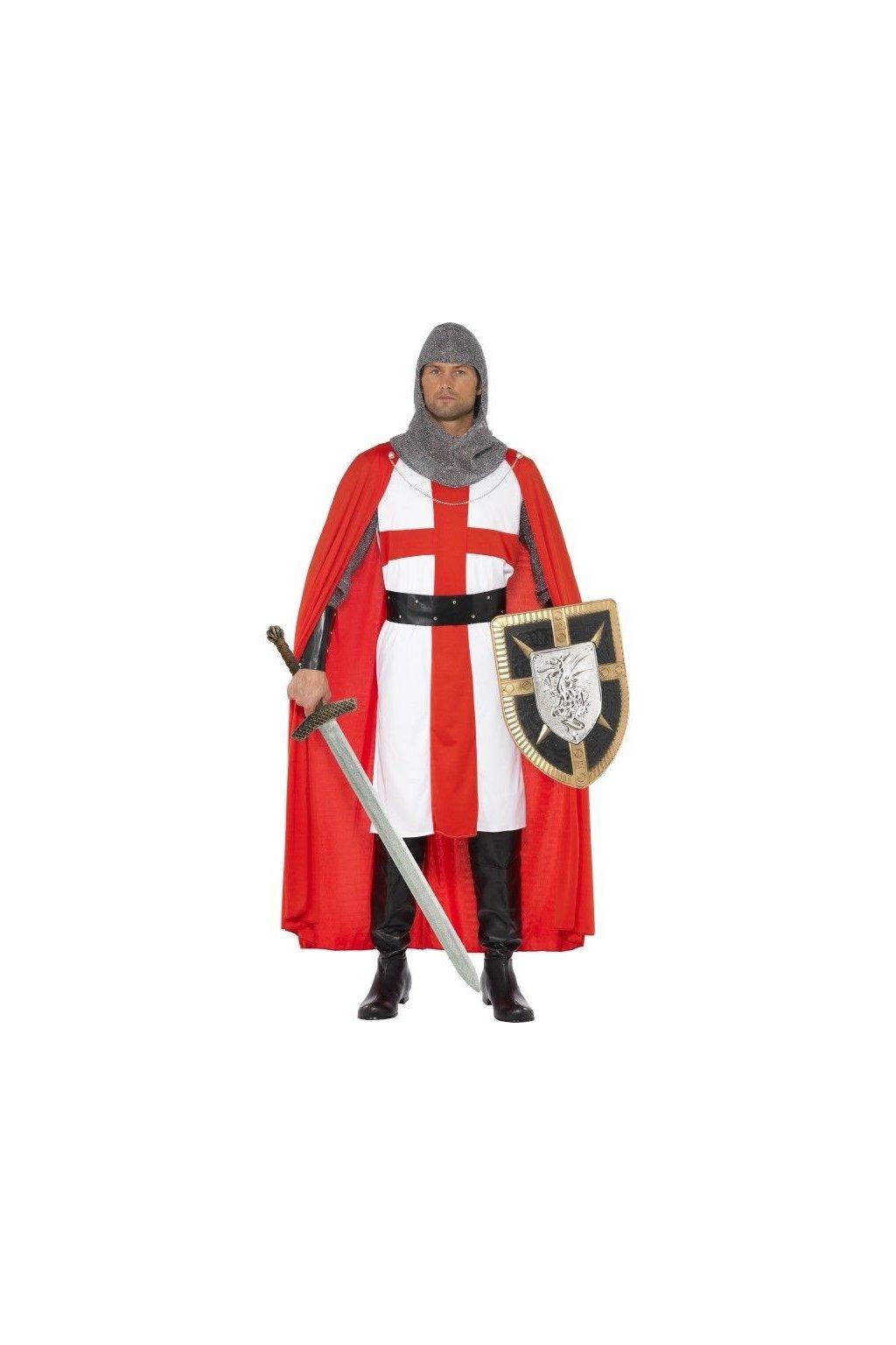 Kostým středověkého rytíře - St George
