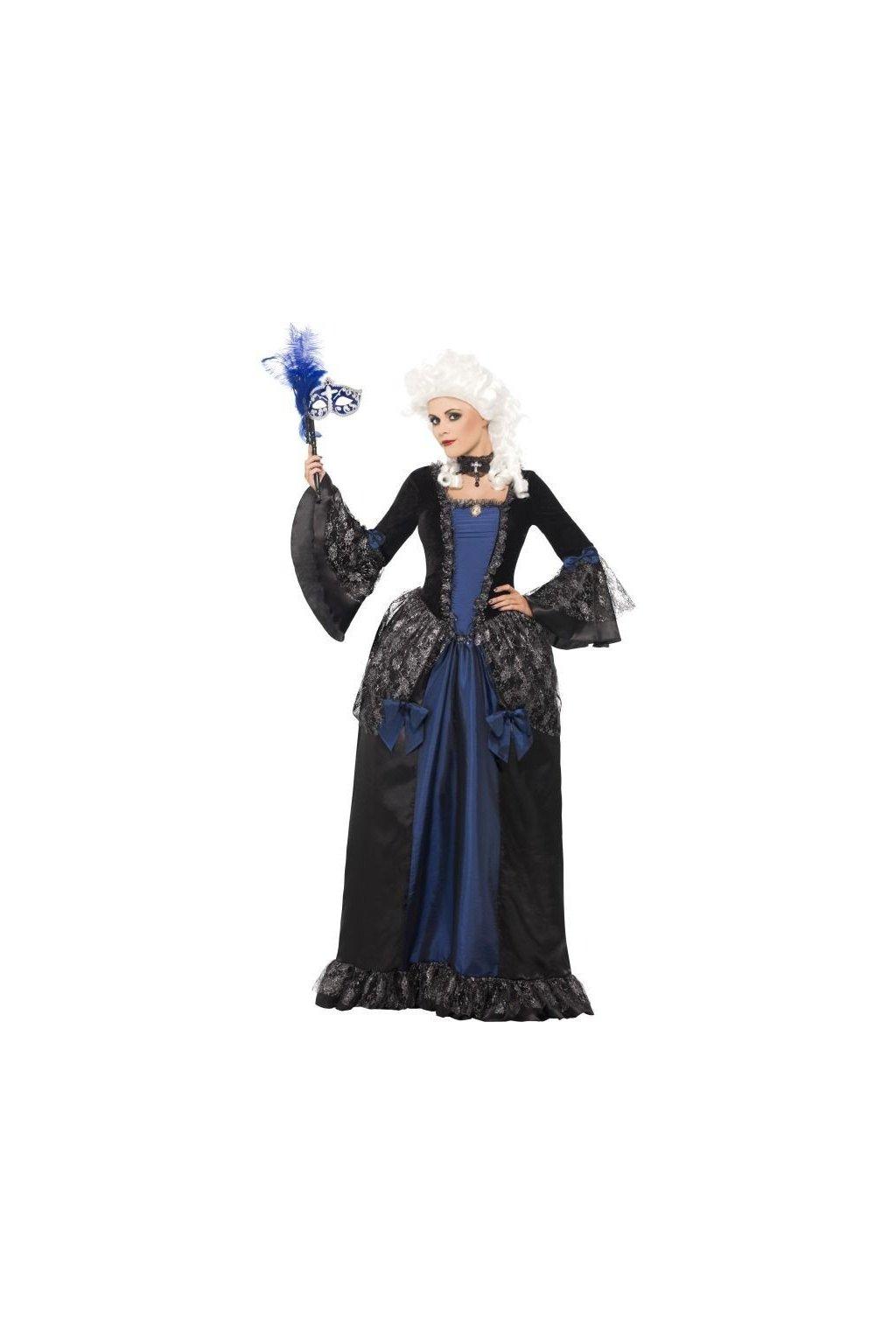 Kostým - Barokní dáma