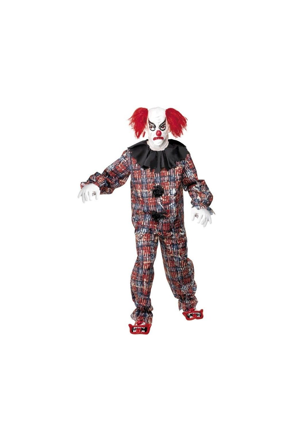 Kostým klaun halloween