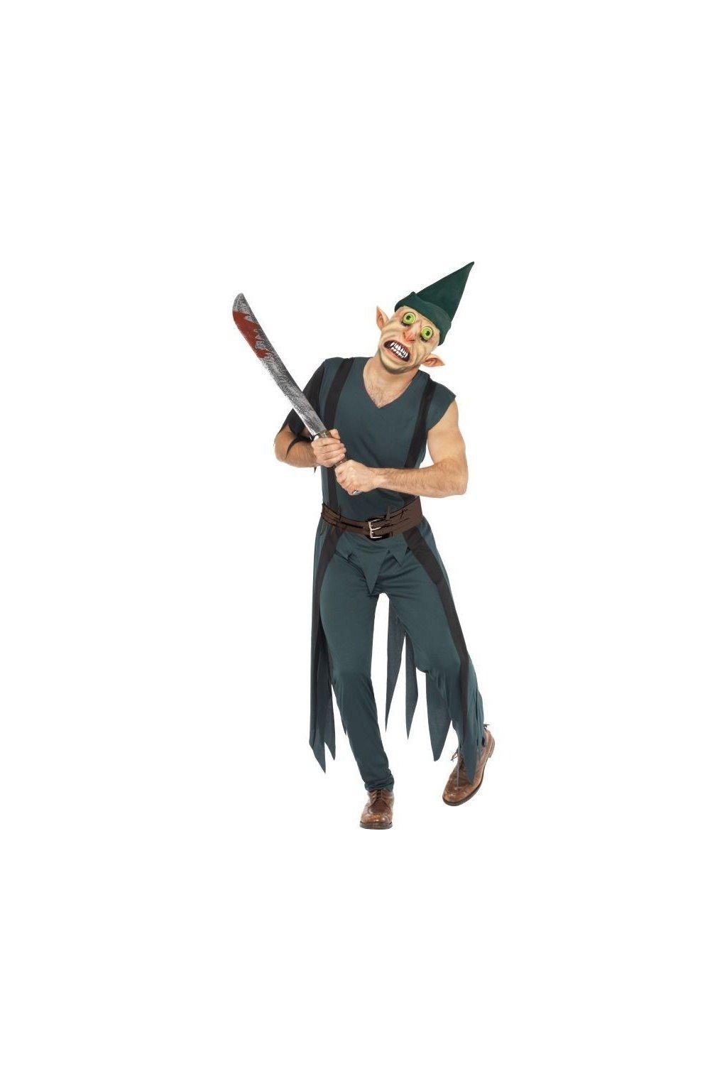 Kostým Peter Pan Halloween