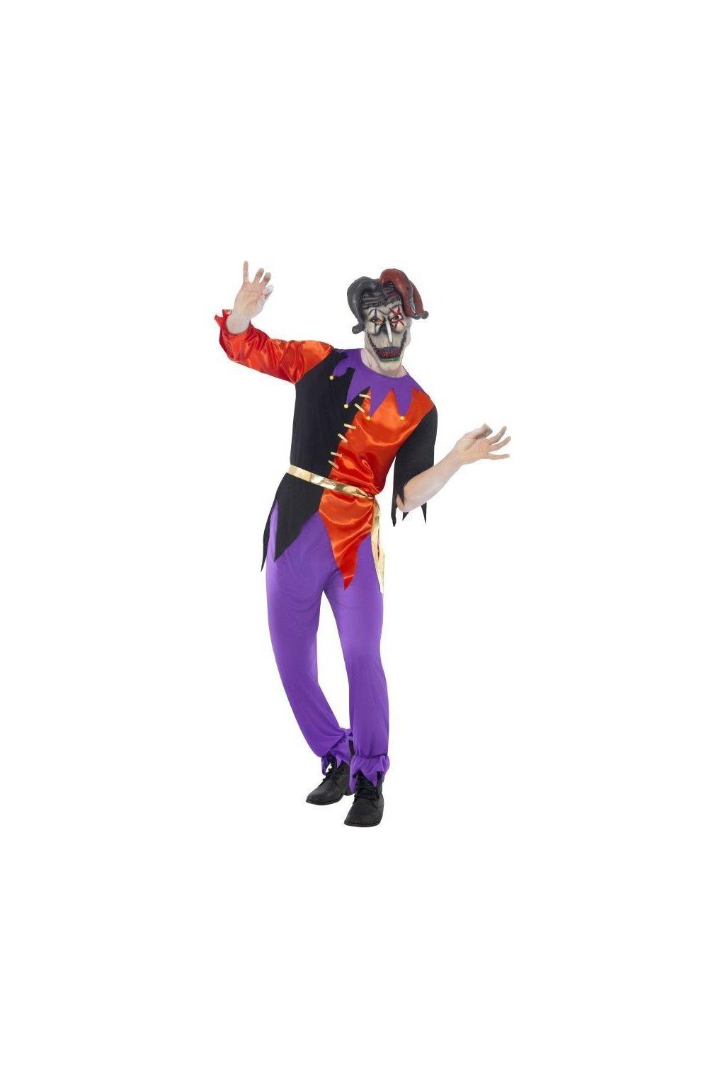 Kostým klauna halloween