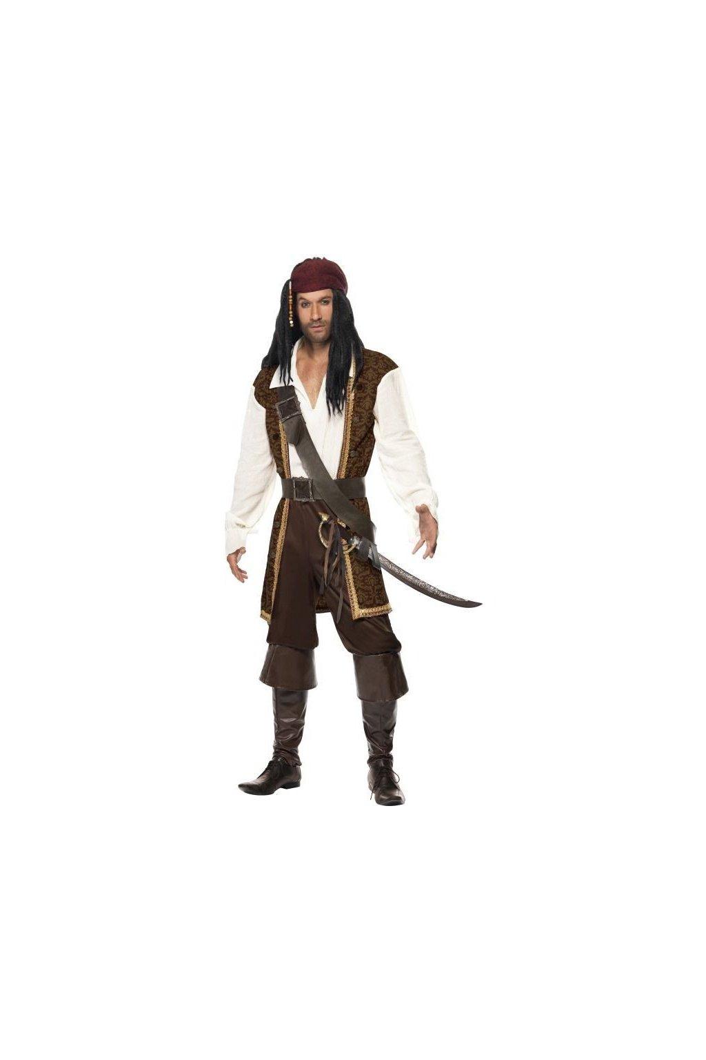 Kostým piráta Jack Sparrow