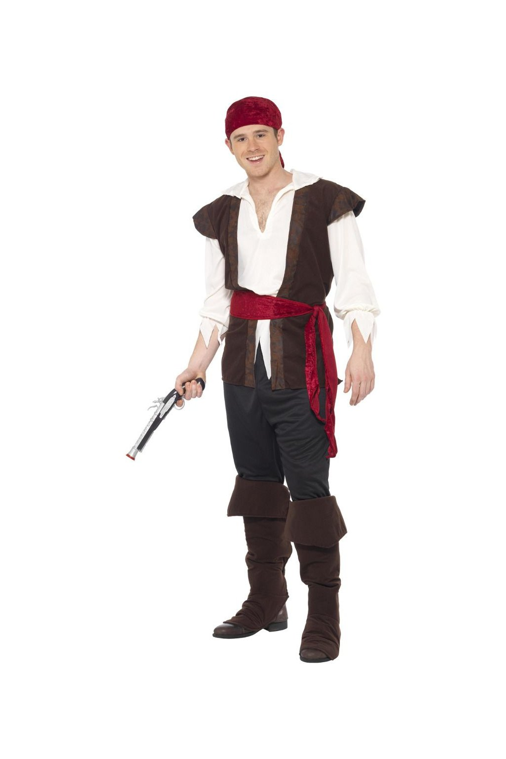 Pirát - pánský kostým