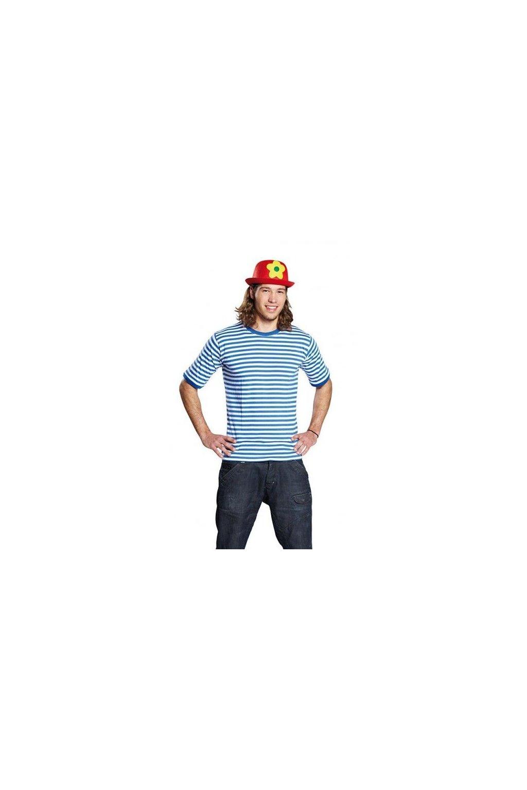 Námořnické pruhované triko