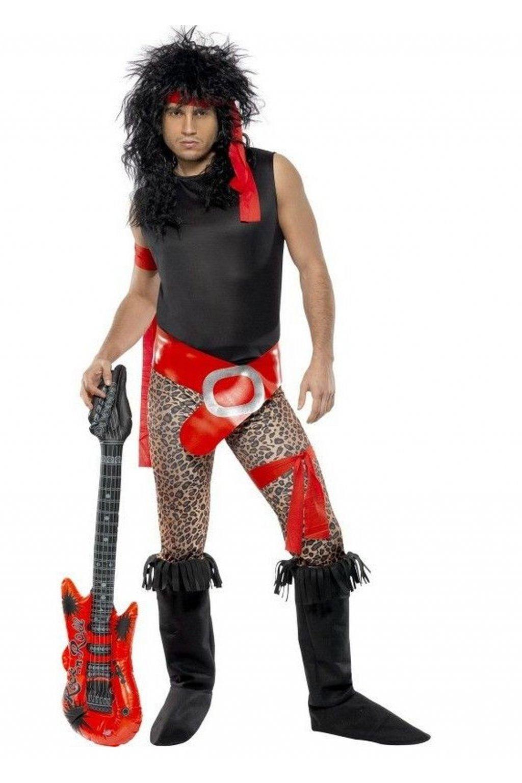 Kostým Rock star
