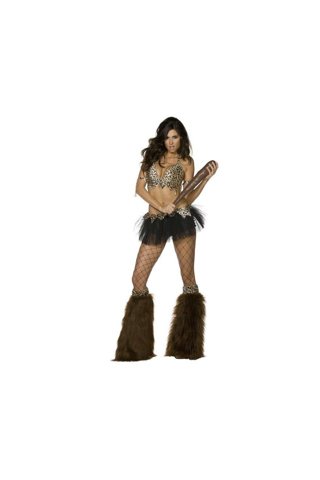 Kostým Sexy jeskynní žena