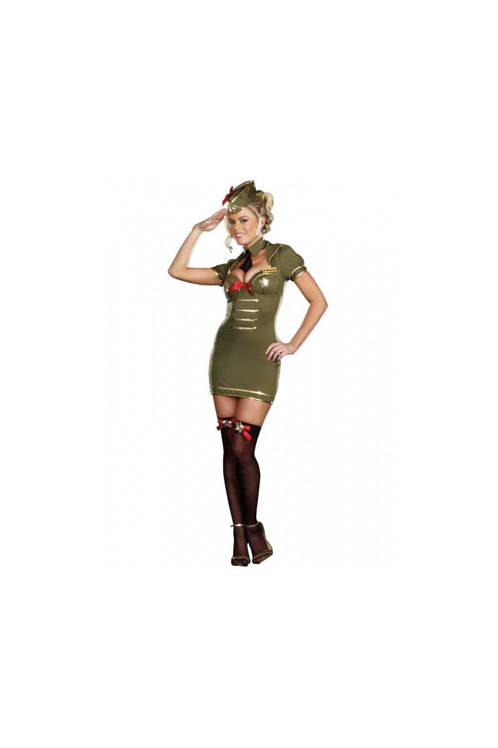G.I. Jane sexy kostým