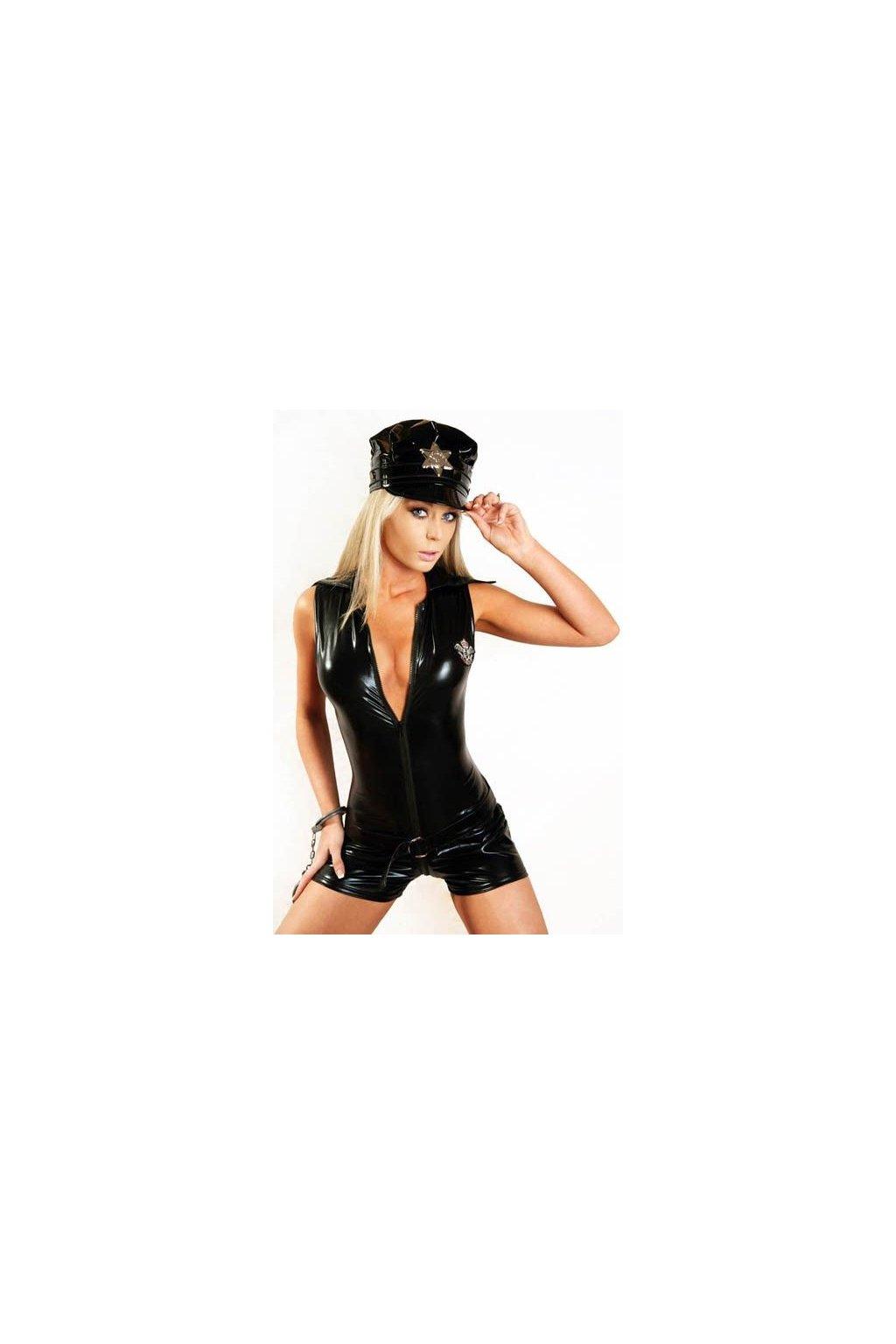 Kostým sexy policistky Swat