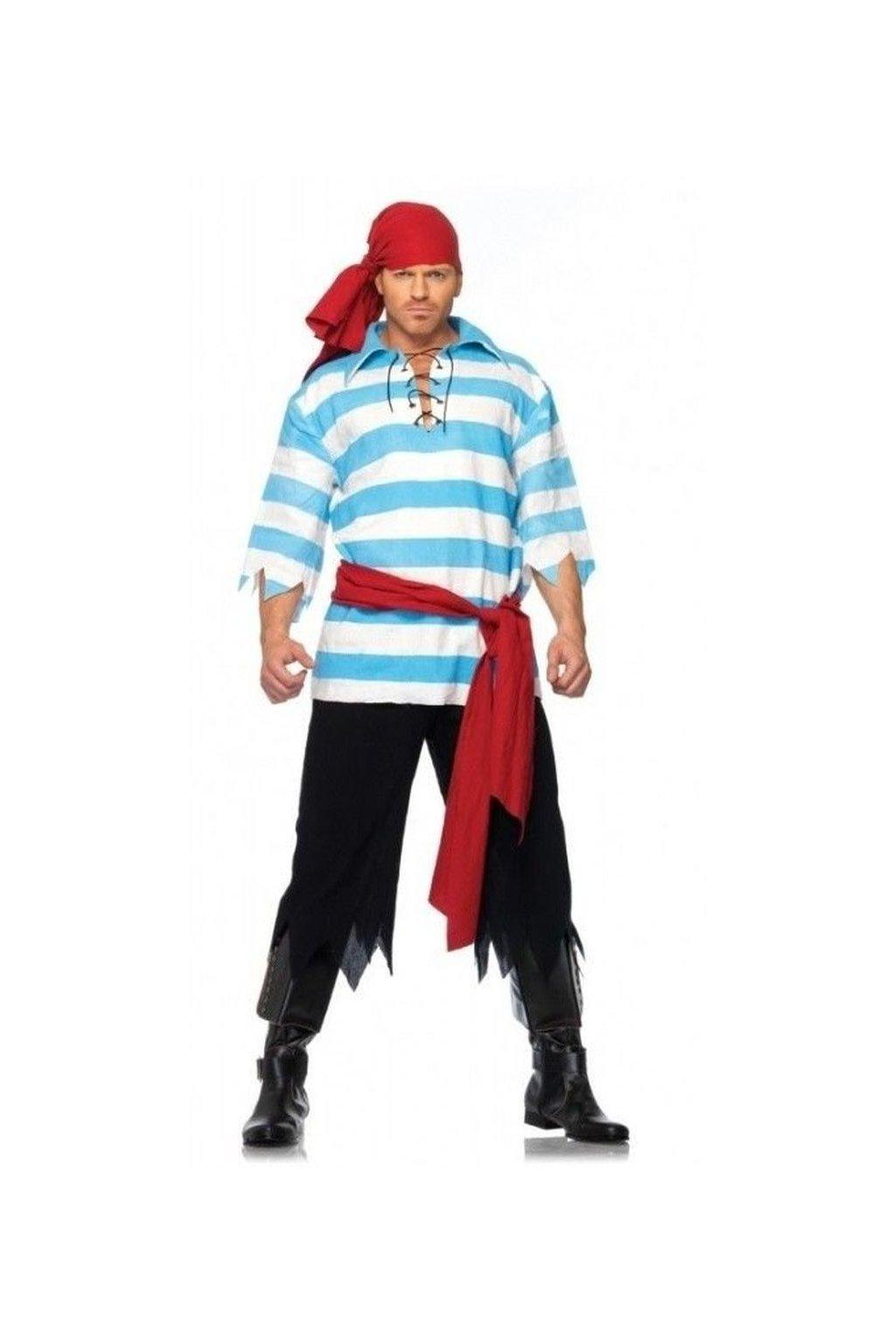 Pánský kostým pirát