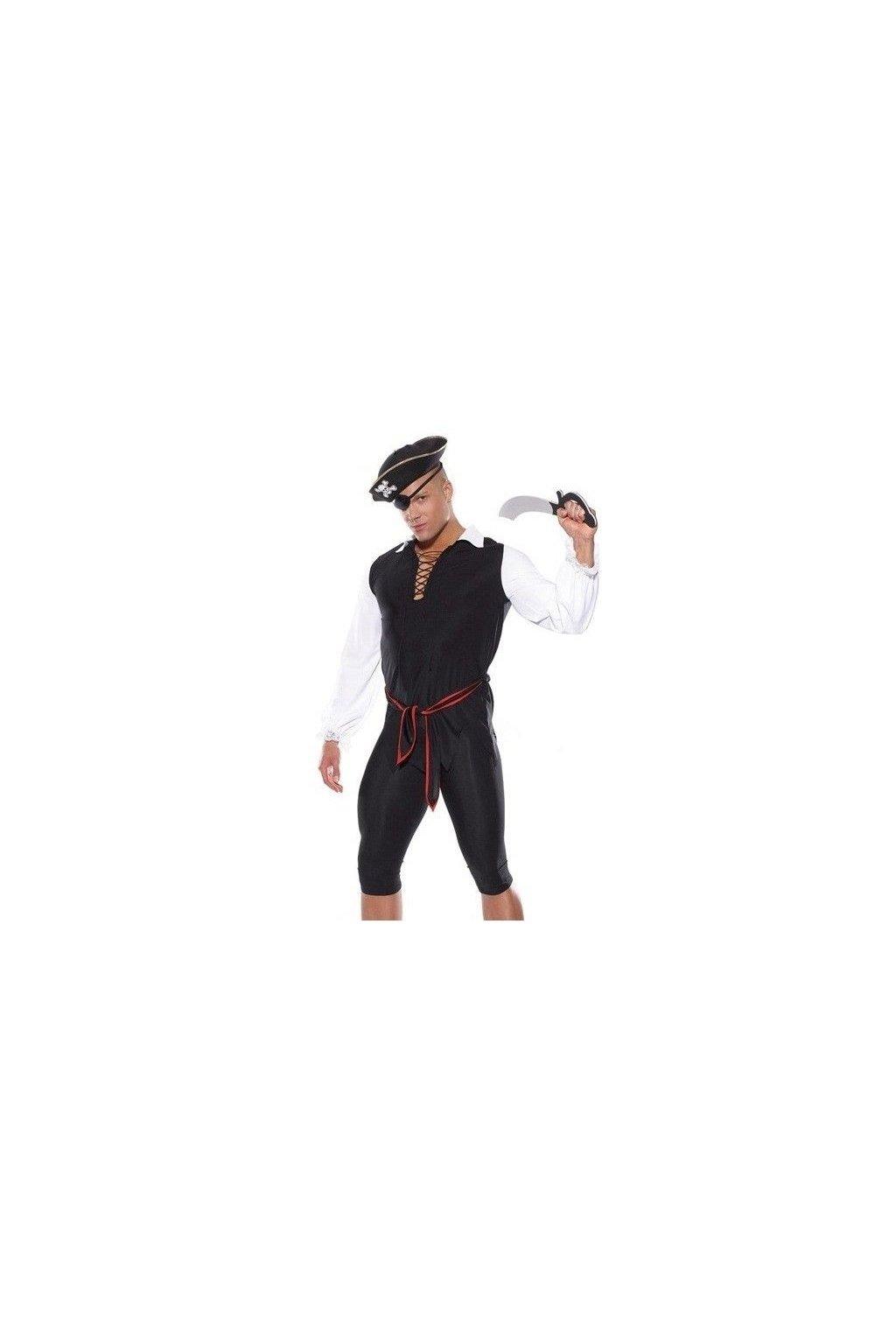 Pánský pirátský kostým