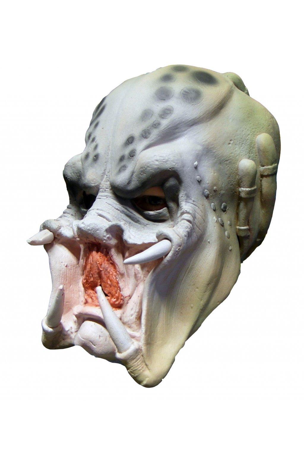 Maska Predátora - latex