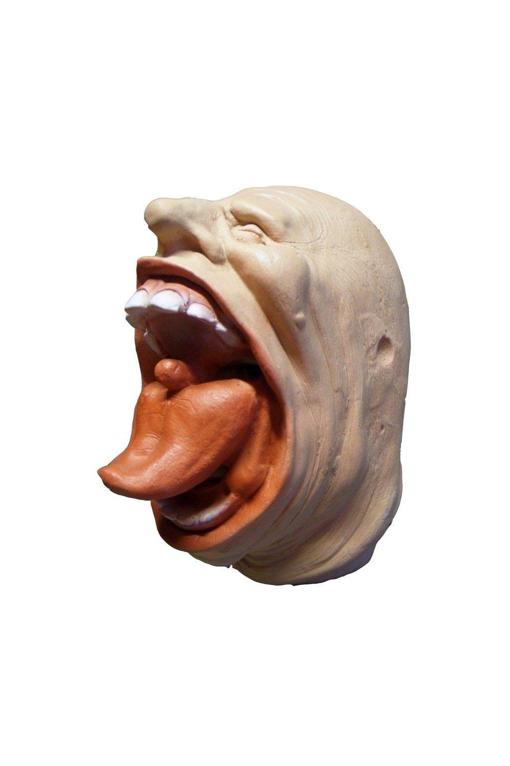 Maska Velká huba - latex