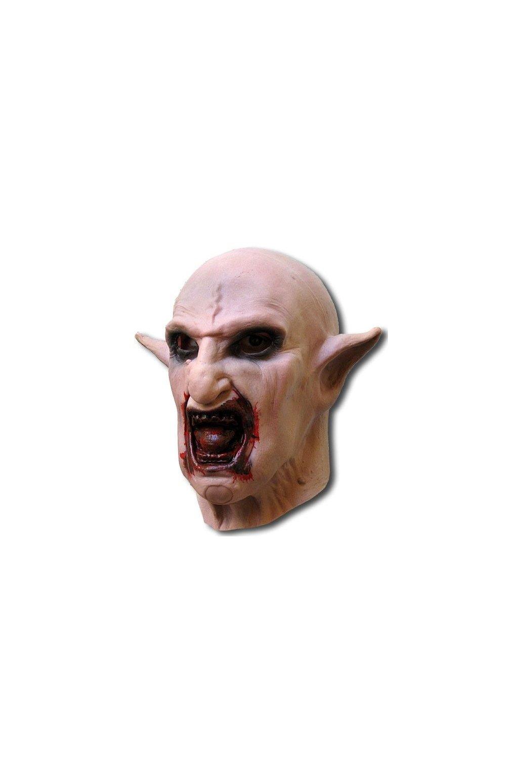 Maska Upír - nosferatu