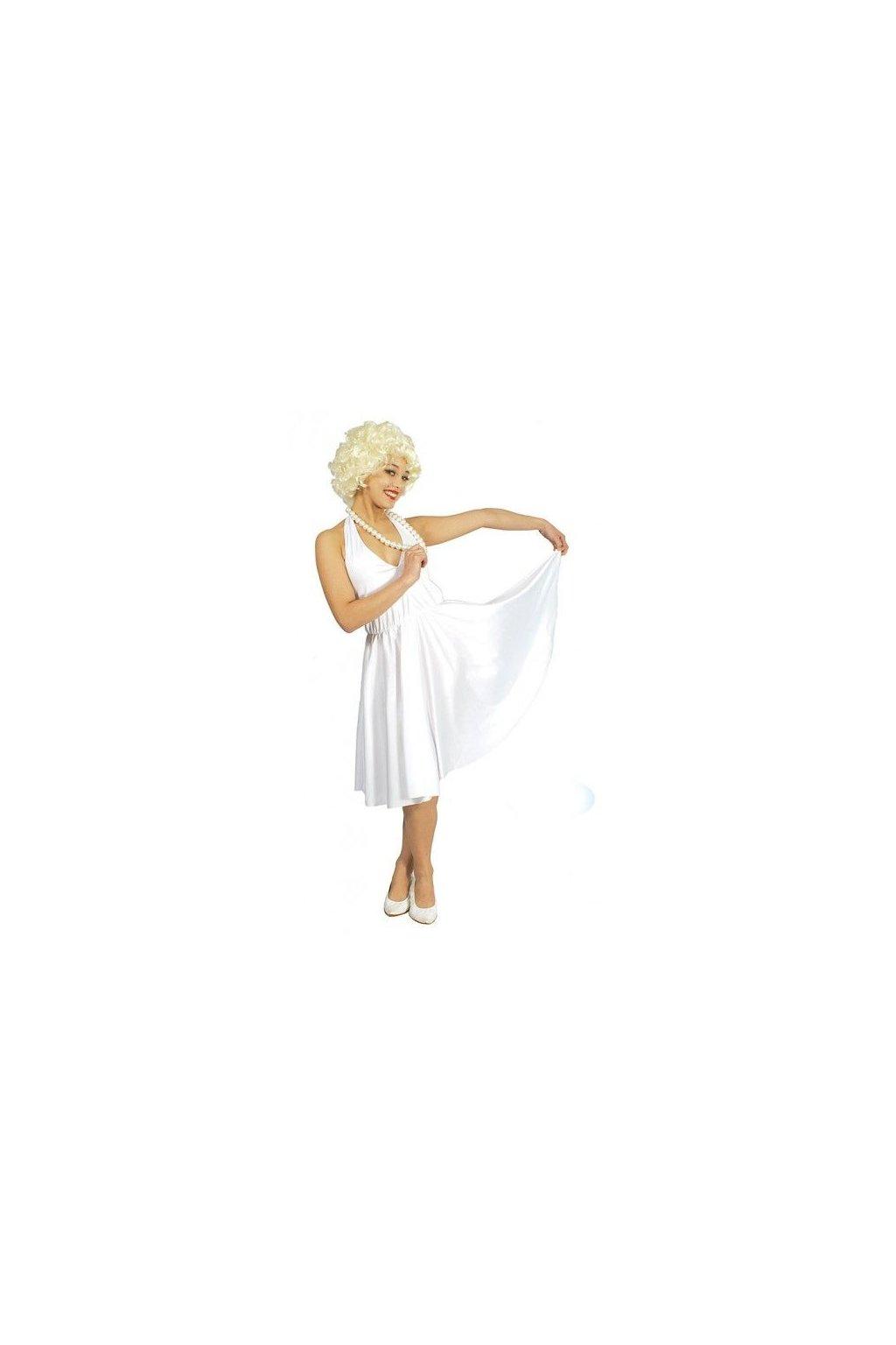 Levný kostým Marylin Monroe