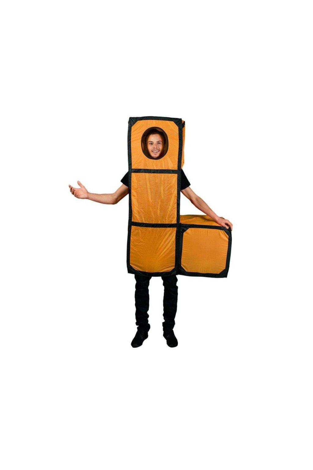 Kostým Tetris L