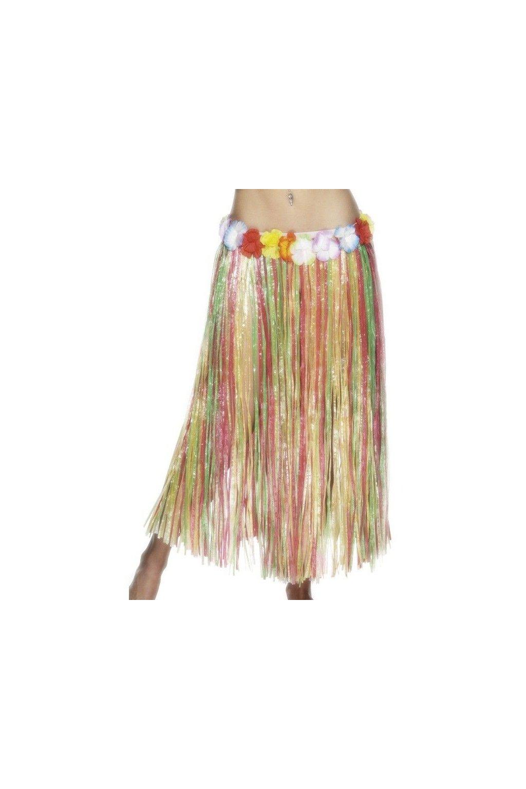 Havajská sukně dlouhá